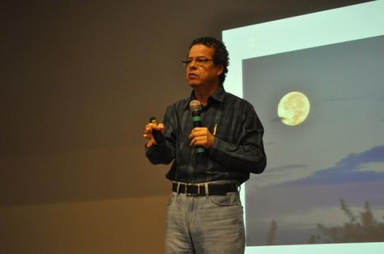 Antenor Pinheiro, coordenador da ANTP Regional Centro-Oeste