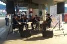 Quarteto de Cordas no Terminal Vera Cruz