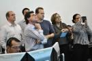 Comitiva de BH conhece a operação da RMTC