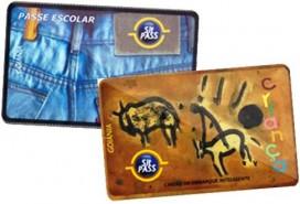 Cartão Escolar
