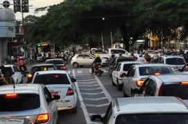 Congestionamento Av. Paranaíba