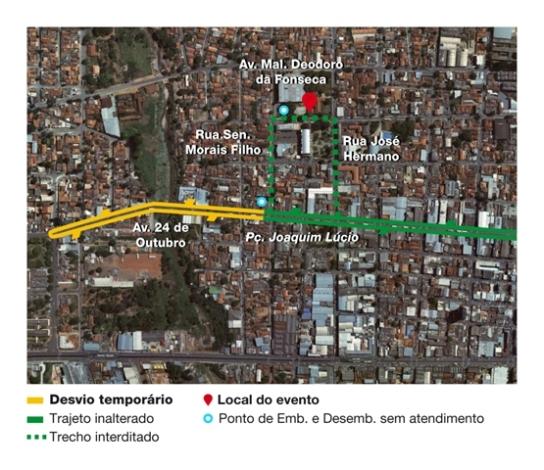 Mapa 010, 014 e 023