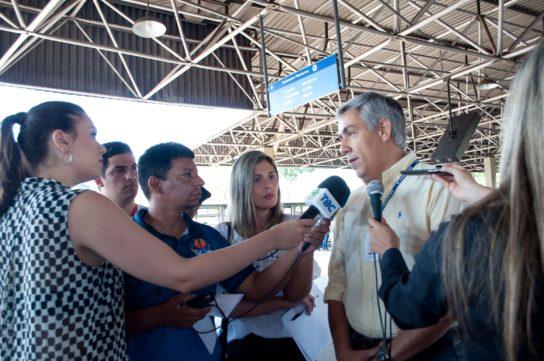 Cézane Siqueira - Diretor de Transportes do RedeMob Consórcio