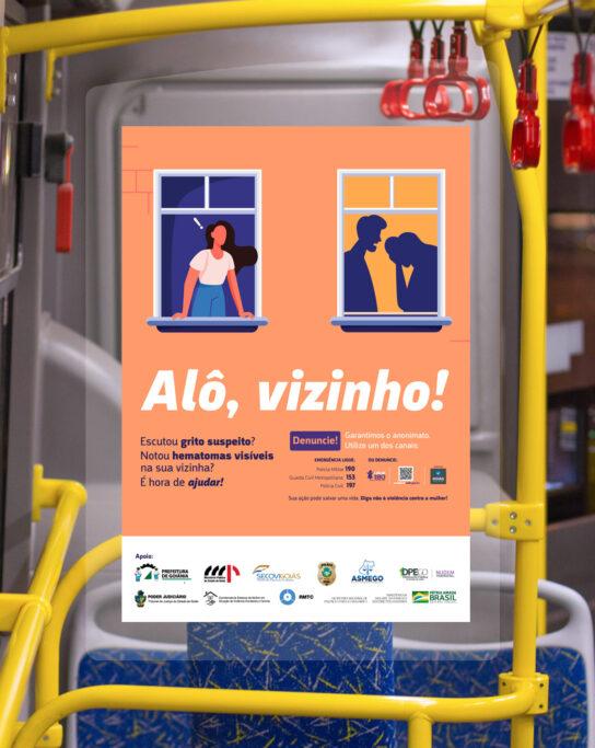 Prefeitura de Goiânia lança campanha Alô, Vizinho!