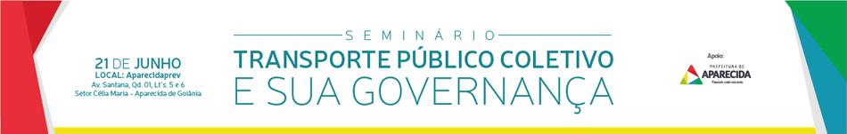 Seminário Aparecida de Governança